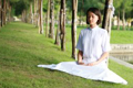 Meditation Won't Boost Health: Study