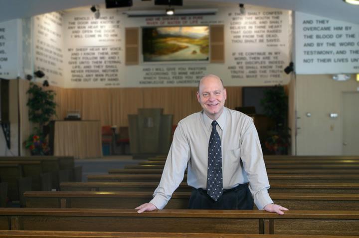 Pastor Michael Thierer