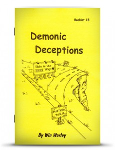 Demonic Deceptions - Worley