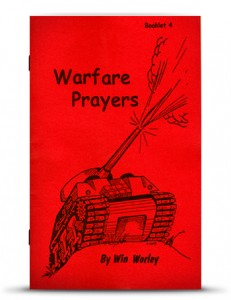Warfare Prayers - Worley