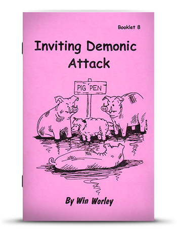 Inviting Demonic Attack - Worley