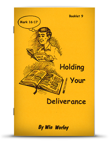 Holding Your Deliverance - Worley